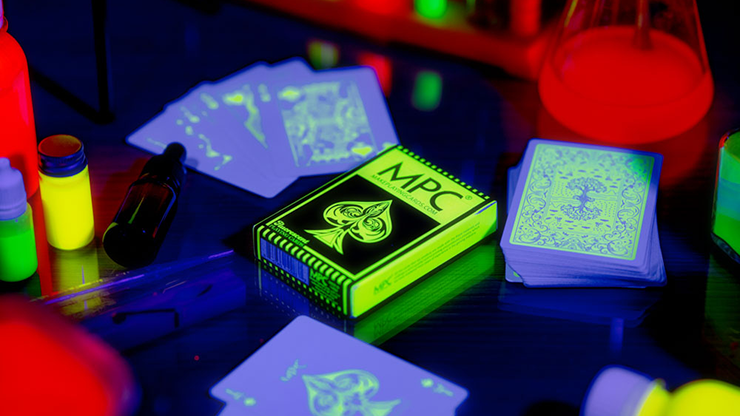 Fluorescent (Neon Edition) Playing Cards